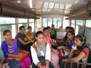 New Blossom Bus entrants and EQ+ teachers