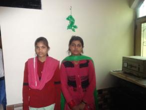 Nikita and Babita
