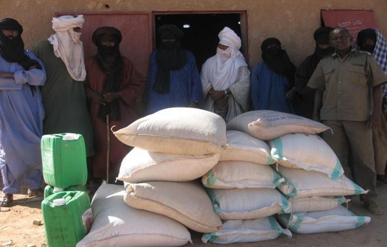 Niger Emergency Food Aid Fund