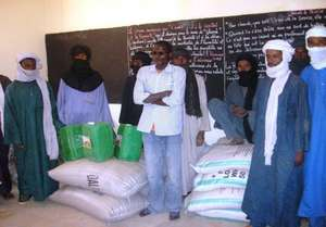 Food Distribution, Enekre