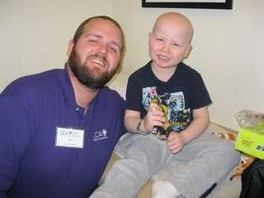 David & Kyle - Chemo Pals