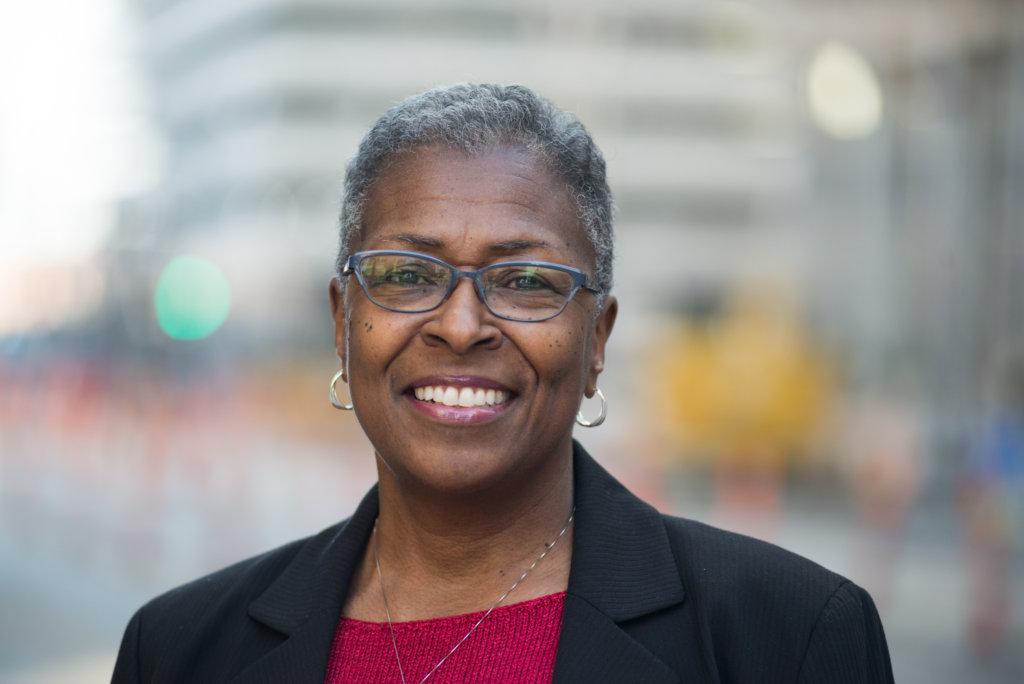 Lynnette Williams, Director of Program Services