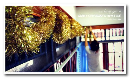 Christmas at Ruth's House