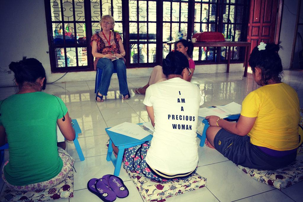 Make Her Strong Again--CF Anti-Traffic/Indonesia