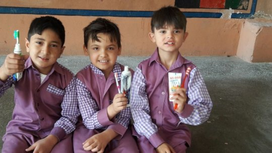 Provide Scholarship to One Afghan Boy