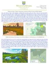 Western Rivers Conservancy Project Photos (PDF)