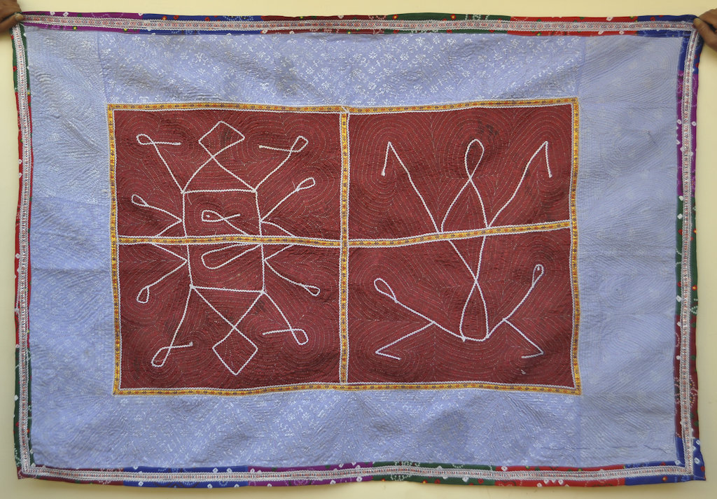 Home quilt to be accessioned