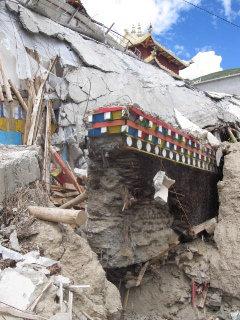 Trangu Monastery, Yushu Prefecture