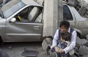 Food, shelter, and medicine after China Earthquake