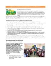 Calalloo Progress Update - November (PDF)