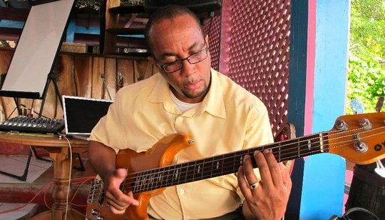 Music is a key component to Island communications
