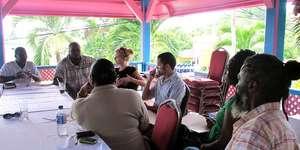 Tobago workshop