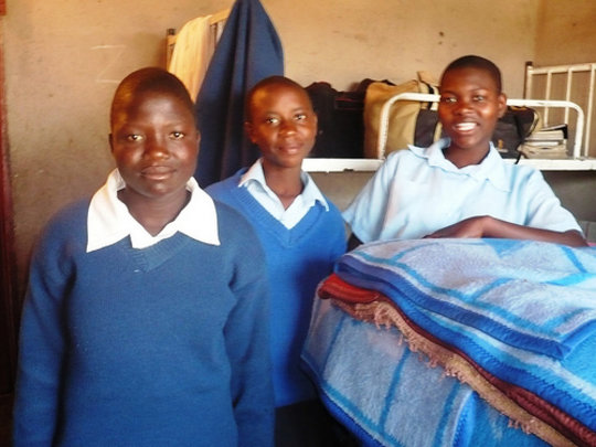 Build a hostel in Zimbabwe to keep girls in school