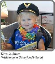 Kirra at the airport!