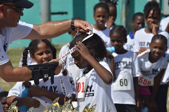 Using Sport For Social Change