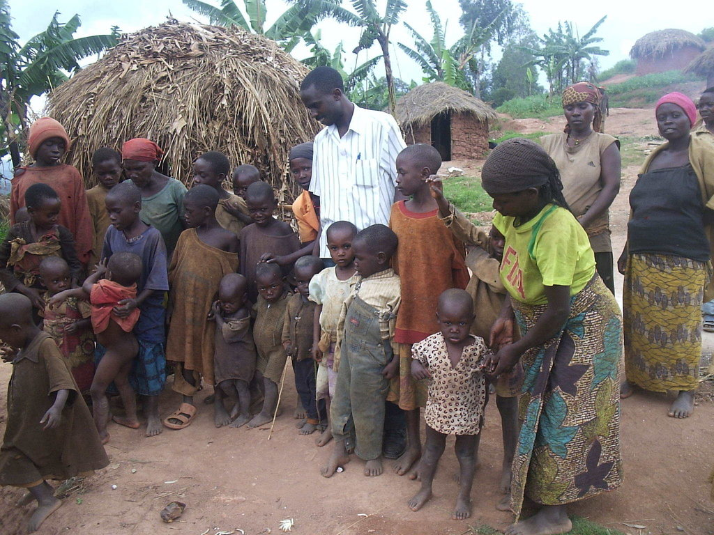 Hygiene and Sanitation Project in Rural Areas