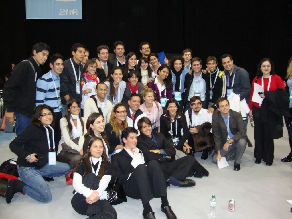 Young Latin Leaders Promoting Networks For Peace