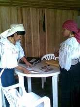 Counseling at El Centro de Atencion a la Mujer