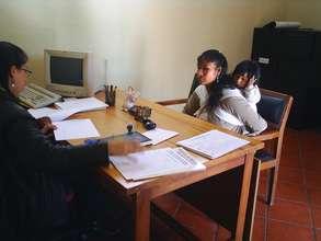 Building a Women's Shelter in Cotacachi, Ecuador