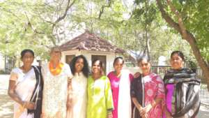 Our mothers in Andaman with us
