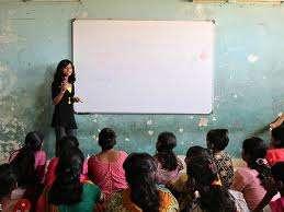 Aparna Teaching Sex Ed