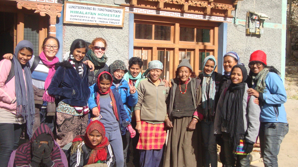 Kranti and the Ladakhi Women