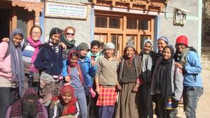 Kranti and the Ladakhi Women's Travel Company