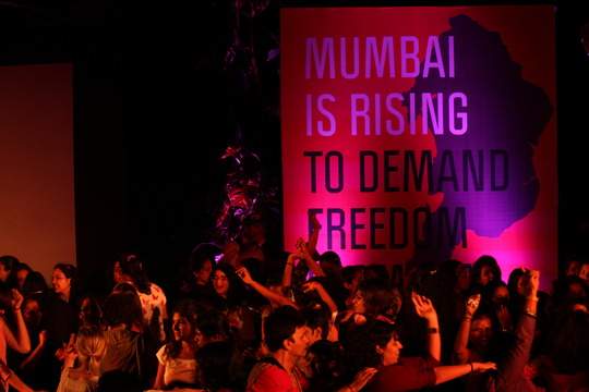 Mumbai Rises for Women