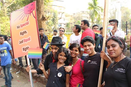 Kranti @pride