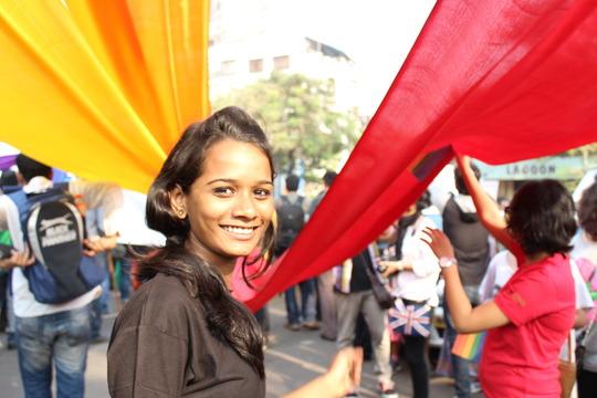 Sheetal @pride