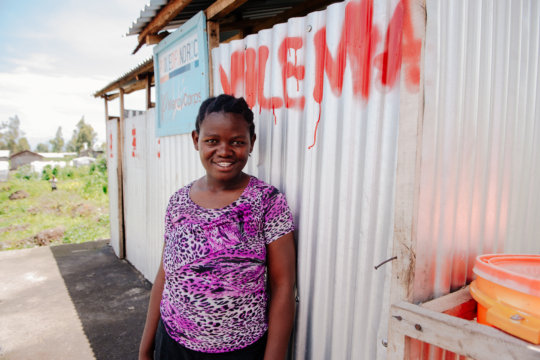 Help Mercy Corps Turn Crisis Into Opportunity