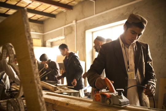 Providing opportunity through education