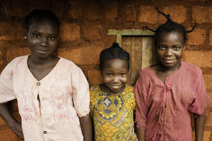 Sisters in Bangassou, Central African Republic