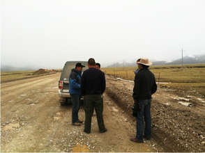 The lonely road to Longbao