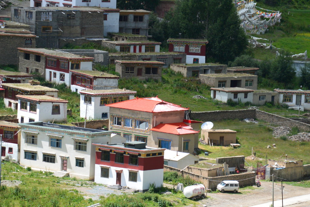 The Dharma Sagara Clinic at Dutsi til Monastery