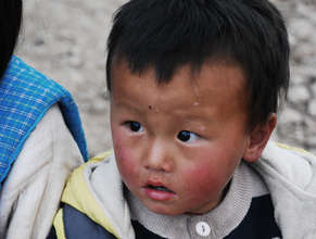 boy who lost his mother and father