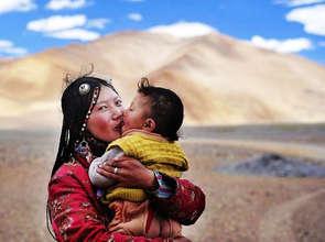 Winter in East Tibet 2