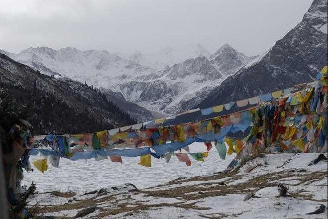 Winter in East Tibet 3