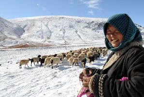 winter in East Tibet 1