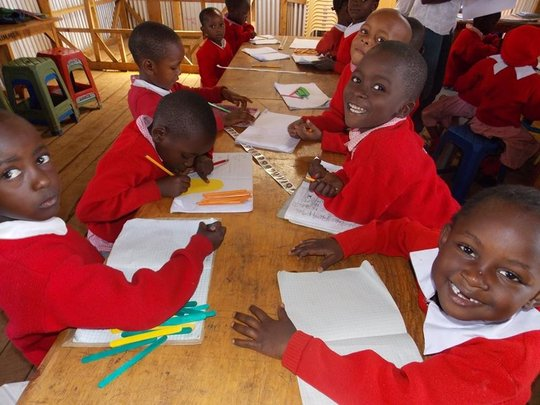 Education in Kibera