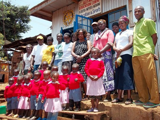 Launch of ECD Centre