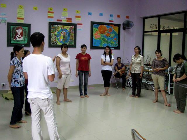Alumni Follow-Up Training in Vietnam