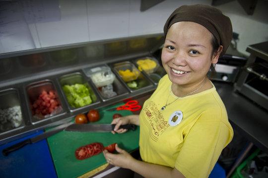 Reintegrated Woman Served by Hagar Vietnam