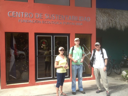 Audubon Society Visitors
