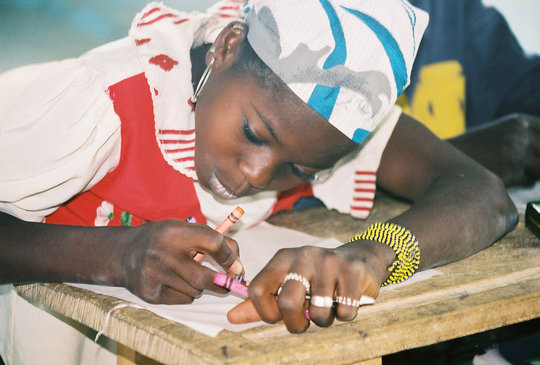 Educate Girls & Improve Teaching Methods in Mali
