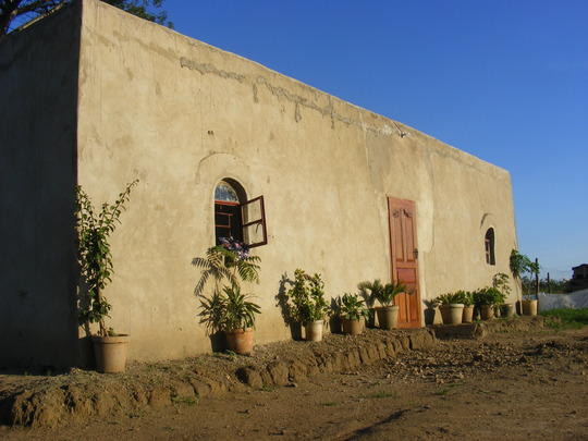 First house in Mutakwa village