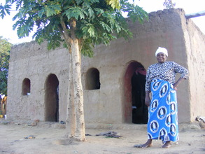 Second house in Mutakwa