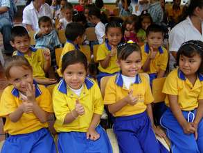 Educate 160 Colombian orphans and conflict victims