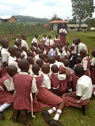 An Expert Prepares the Girls for National Exams
