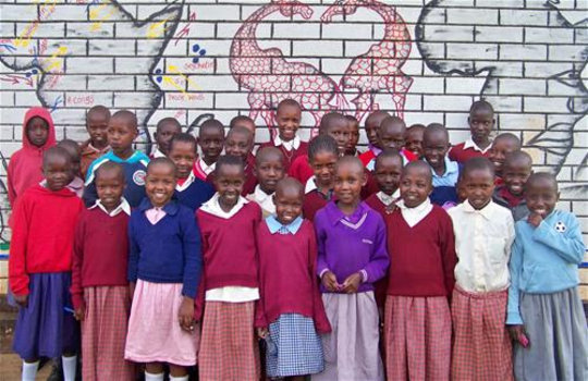 Support girls' primary education in Maasai Kenya